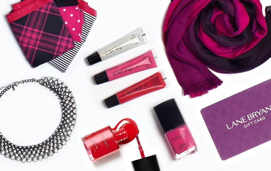 Lane bryant accessories promotional pin pin to win a