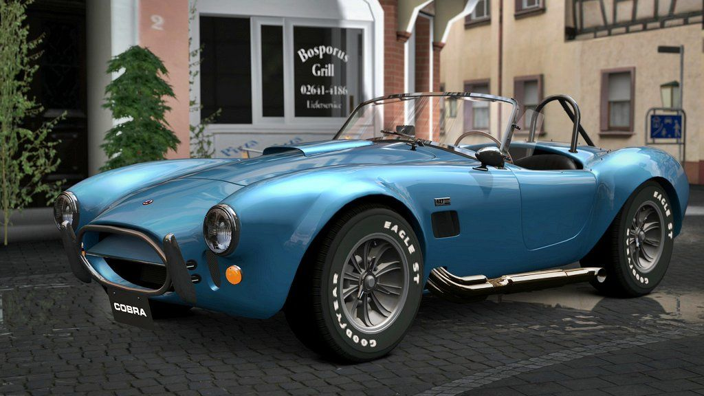 Shelby Cobra Convertible Fastest Classic Muscle Cars - Nicest classic cars