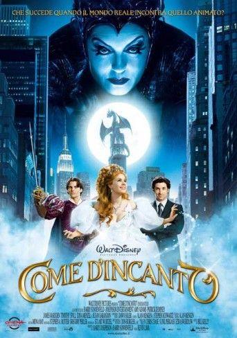 Come D Incanto Walt Disney 2007 Cb01 Org Ex Cineblog01 Film Gratis In Streaming E Download Link Film Locandine Di Film Film Per Famiglia