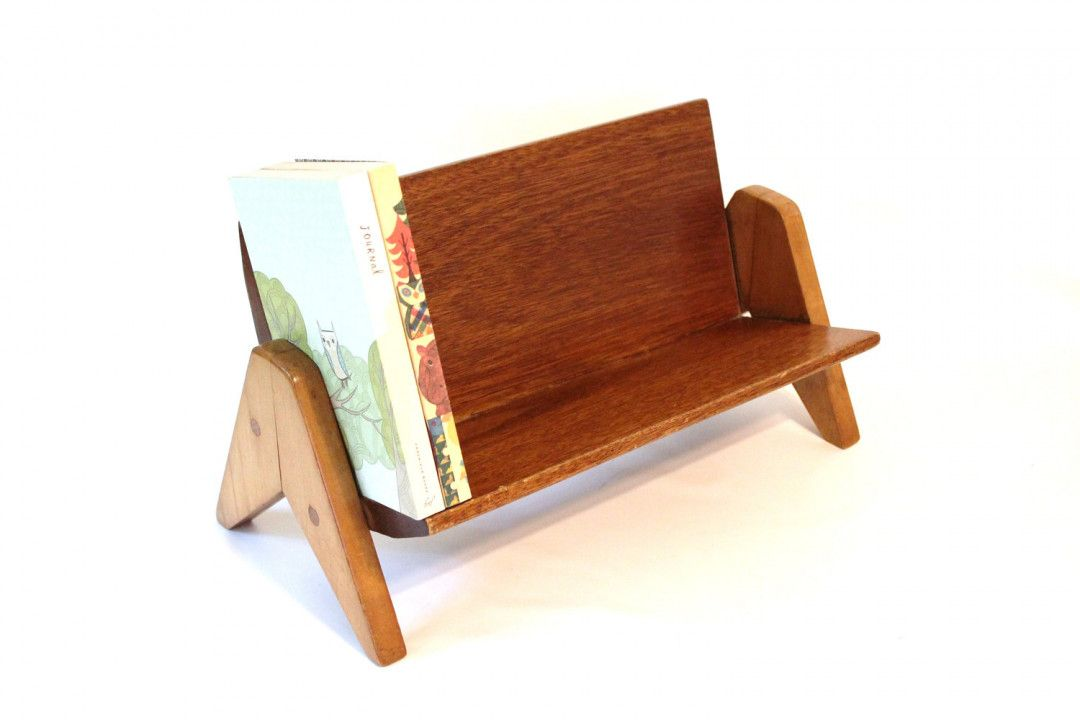 Small Desk Bookshelf