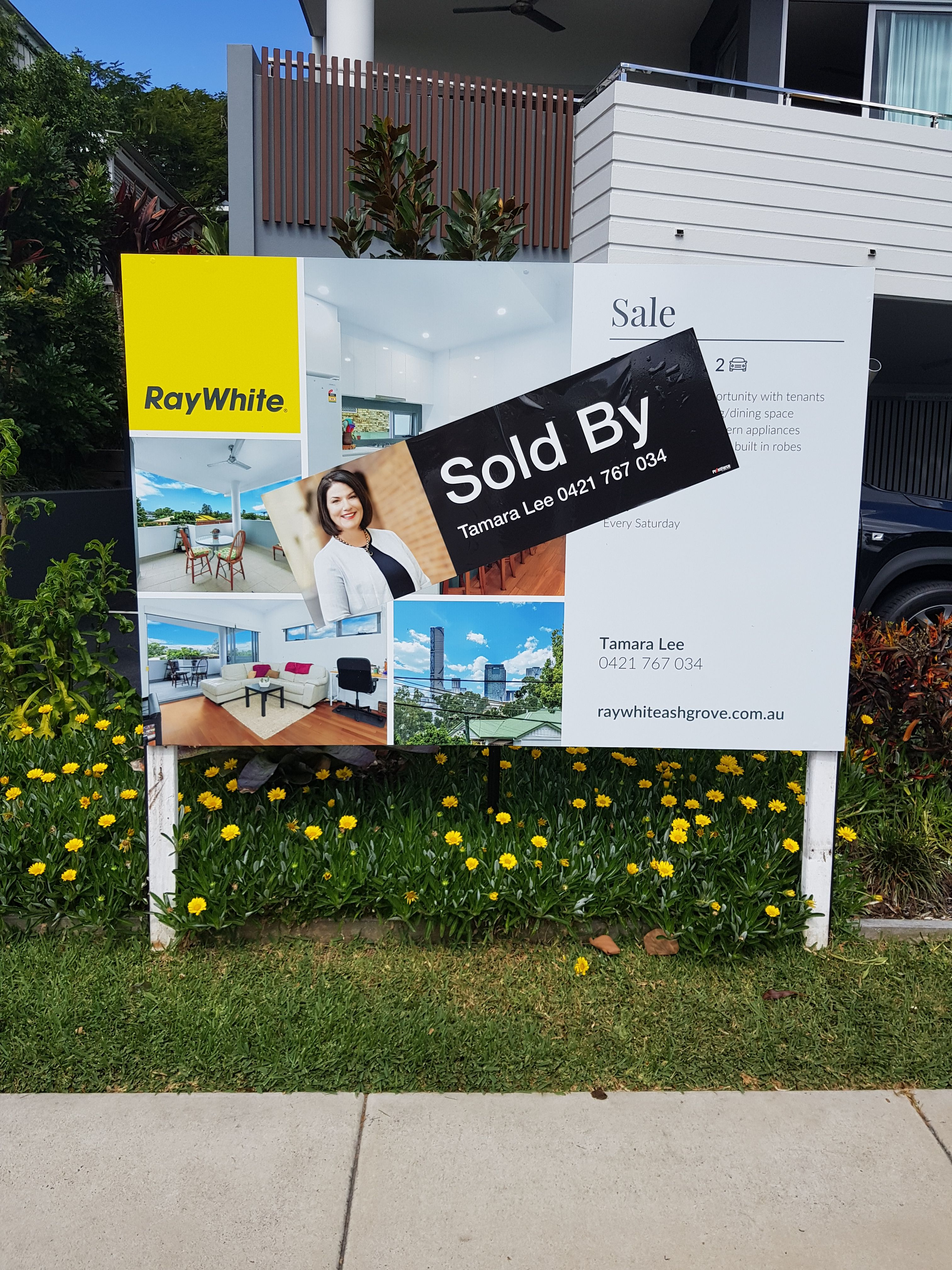 Sold By Yours Truly Tamara Lee Tamaralee Realestate