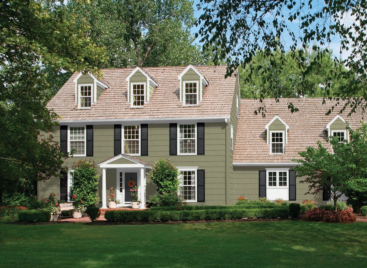 Benjamin moore lenox tan hc 44 - Project Glam Kitchen Furniture And The Family Room Paint Colors Behr Exterior Paint Colors And Exterior Paint Colors