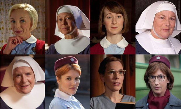 Which Call the Midwife character are you?