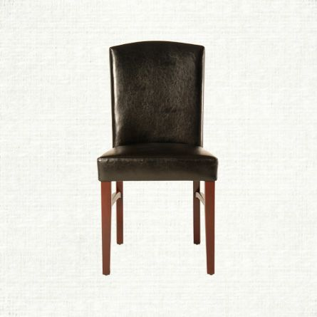 Arhaus Capri Dining Chairs Pub Table With View The Black Chair From Classic Proportions And Great Attention To Detail Are Evident In Tapered