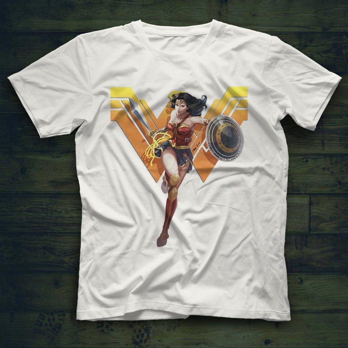 Wonder Woman Unisex S Shirts