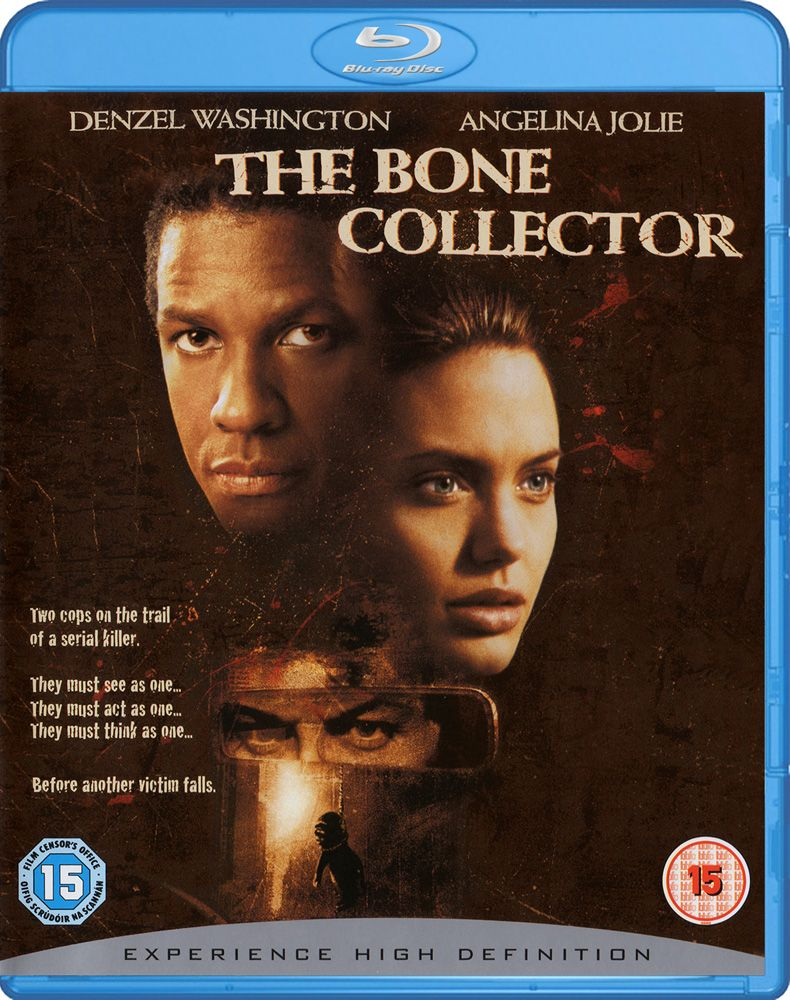 The Bone Collector 1999 BRRip 720p 850MB Dual Audio ( Hindi – English ) DD 5.1 MKV