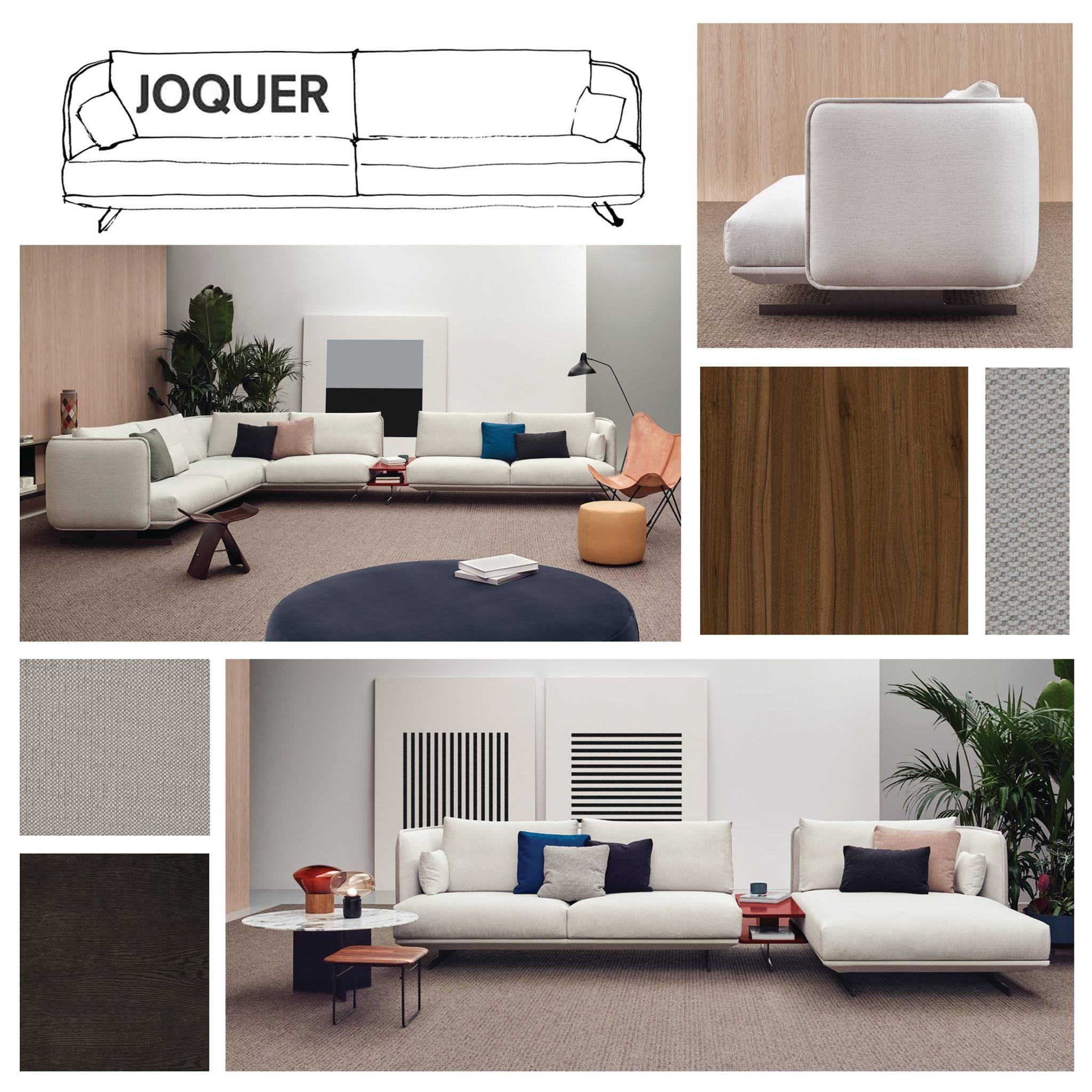 Nowa propozycja od marki Joquer sofa Serene to przede wszystkim