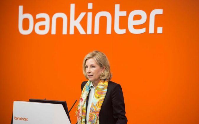 Sólo Bankinter hace sombra a Bankia en rentabilidad