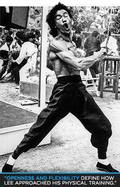 Enter The Six-Pack: Train Like Bruce Lee   Bruce lee body ...