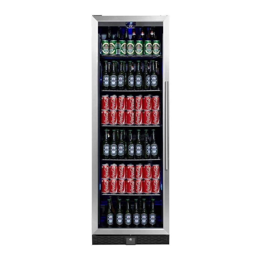 72 Built In Beverage Cooler Beverage Refrigerator Stainless Steel Fridge
