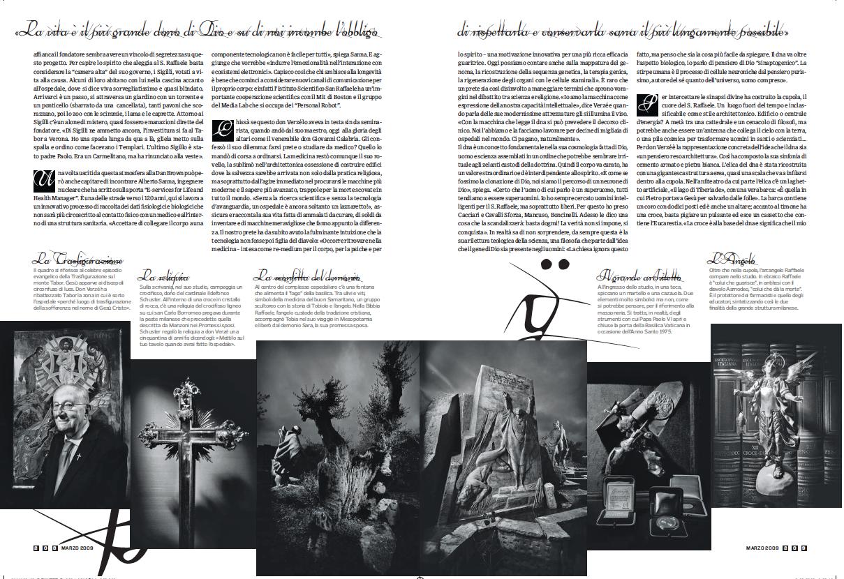 ph: Marcello Bonfanti Creative Director and Designer: David Moretti ...
