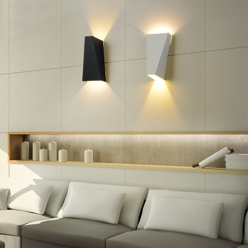 Modern Cube LED Wall Lamp LED Light