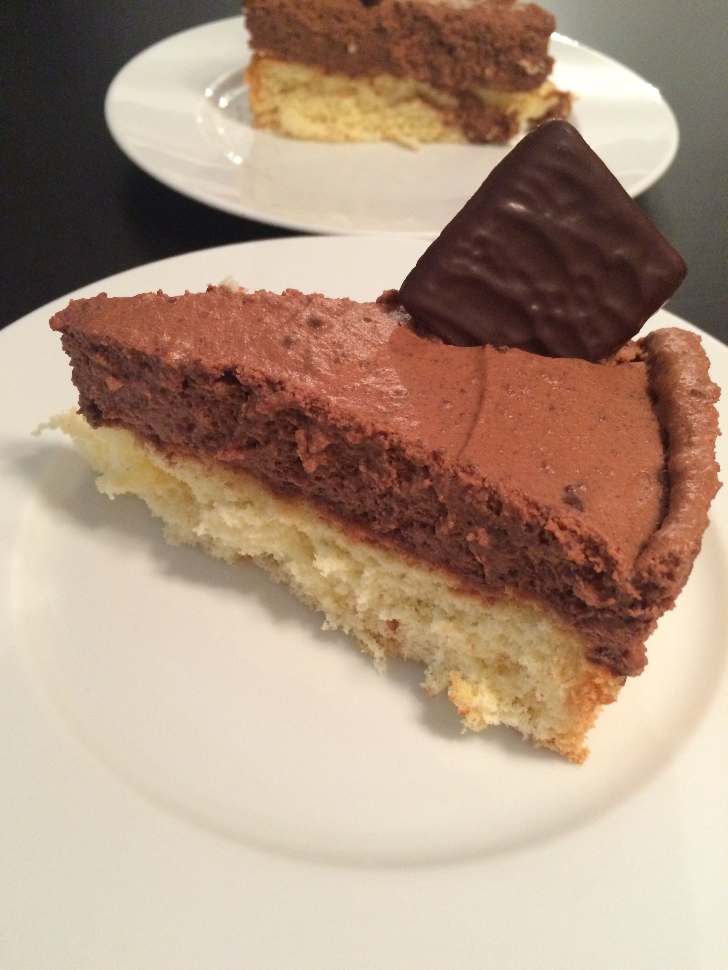 After Eight Kuchen Weil After Eight Einfach Geil Ist After
