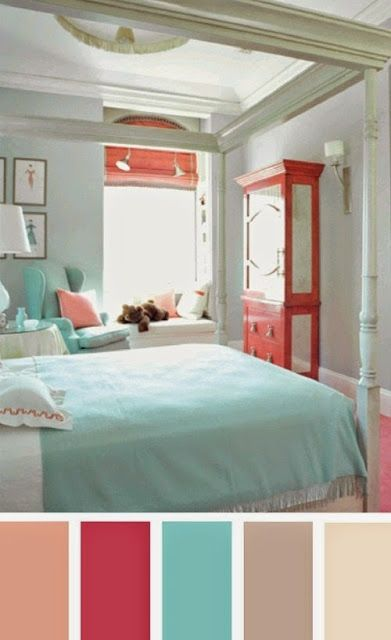 What I Love Wednesday Beautiful Cheery Colorful Rooms Home