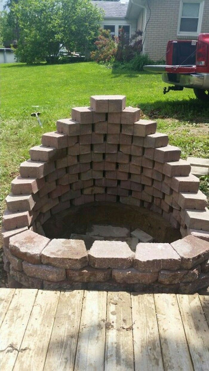Pin By Karma Pharris On Fire Pit In 2019 Cinder Block