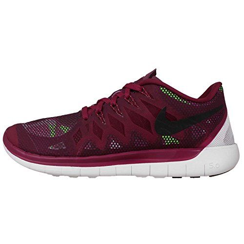 Nike Women's Wmns Free 5.0 Print, DARK FIREBERRY/BLACK/-VOLT, 7.5 US Nike http://www.amazon.com/dp/B00QUPQ4MW/ref=cm_sw_r_pi_dp_sKSUub0ZQBG12