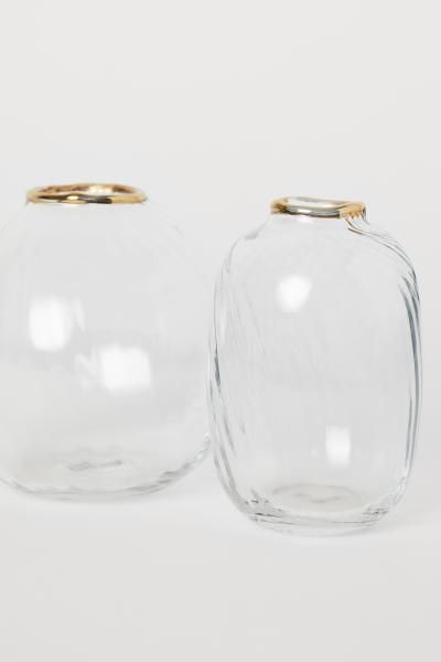Small Glass Vase Small Glass Vases Glass Vase Clear Glass