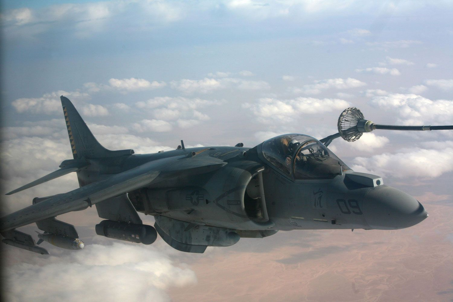AV-8V Harrier II