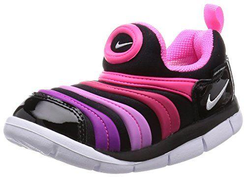 ... purchase cheap 35ef4 7e16b NIKE Dynamo Free (TD) Black White-Pink Pow  343938 ... 1b2396562f