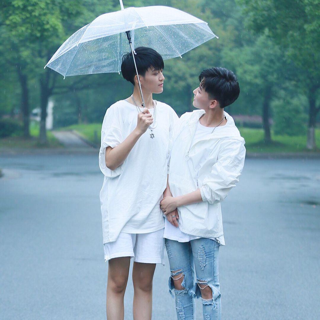 Meu shippe | FFC-Acrush | Cute gay couples, Gay couple ...