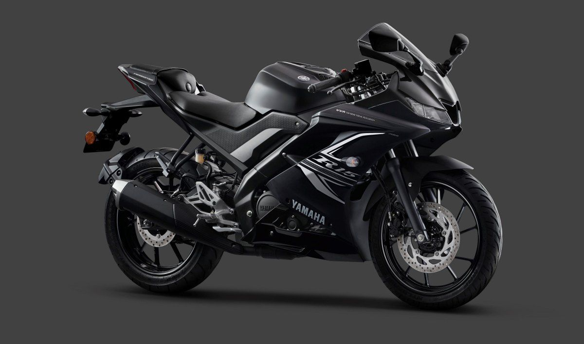 Yamaha R15 V3 Dual Channel Abs Version And New Black Colour Option