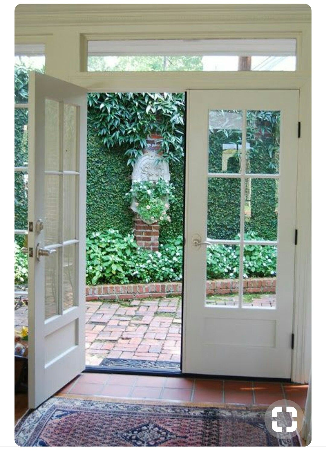 Pin By Tania On Casas Victorian Patio Doors French Doors Patio Exterior Door Styles