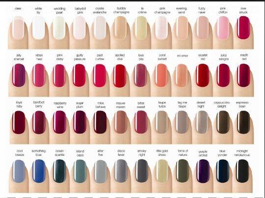 Sally Hansen nail polish   VANITY 3   Opi nail polish colors ...