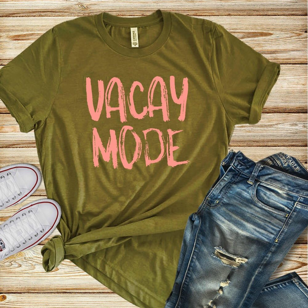 dcd78d4dada5 Excited to share the latest addition to my  etsy shop  Vacay Mode Tee