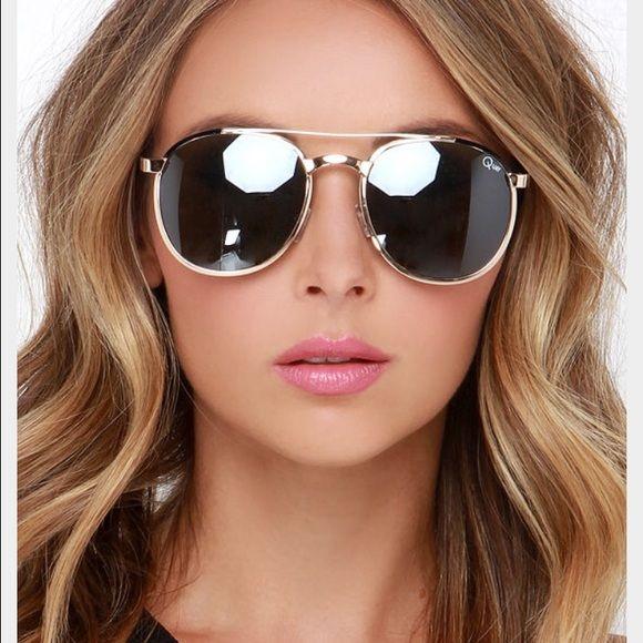 bed2a4f937 QUAY AVIATOR SUNGLASSES NEW QUAY AVIATOR SUNGLASSES NEW Nasty Gal Accessories  Glasses