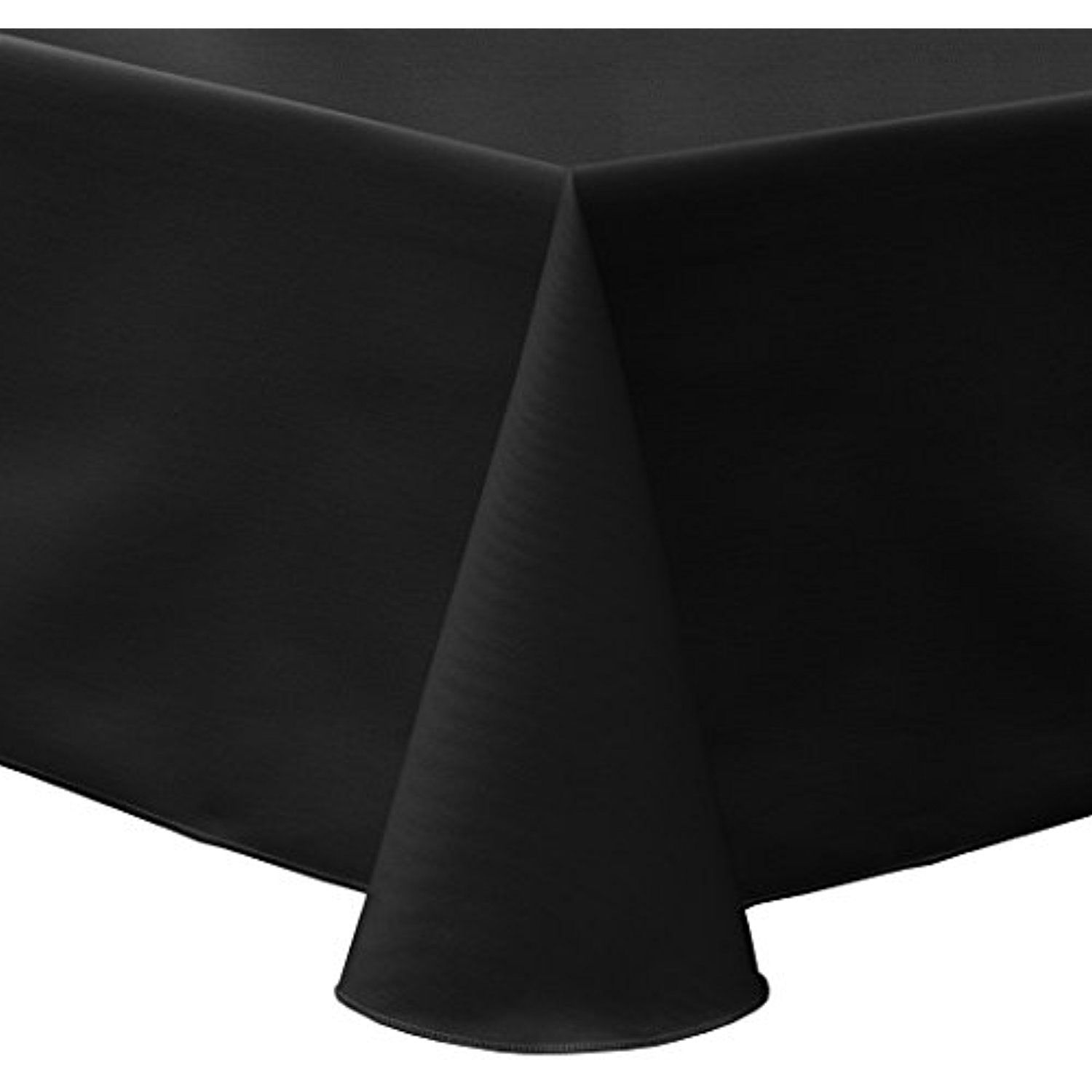 Ultimate Textile Poly Cotton Twill 60 X 84 Inch Oval Tablecloth