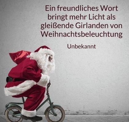 ein freundliches wort vs. gleiß…   Adventszeit ❄ Merry Christmas ...