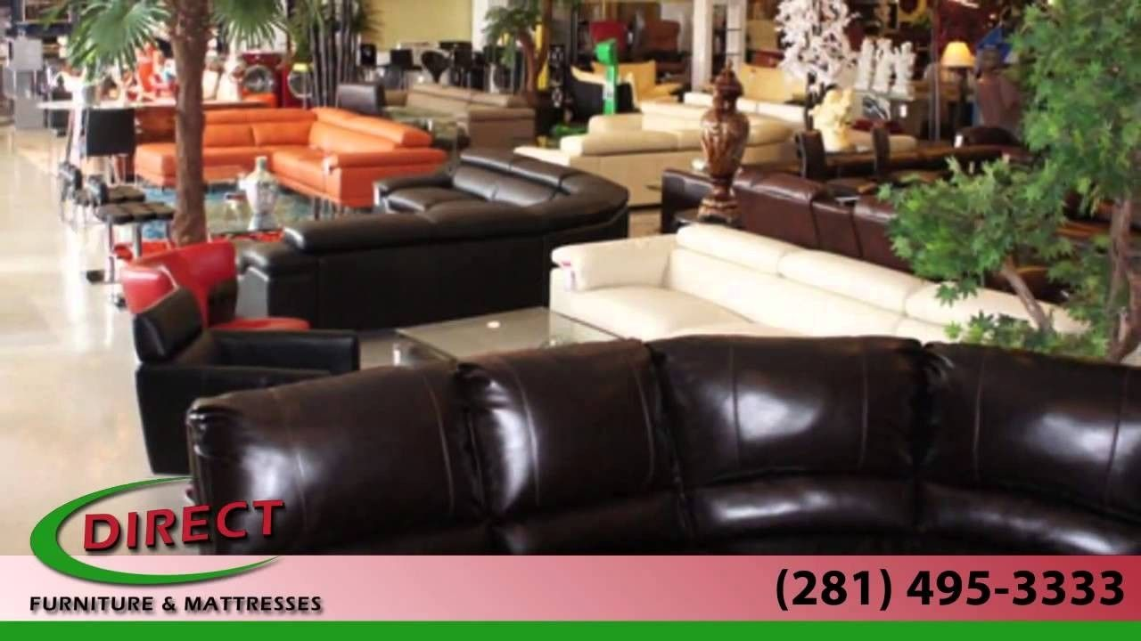 Direct Furniture Amp Mattresses Furniture In Houston Youtube