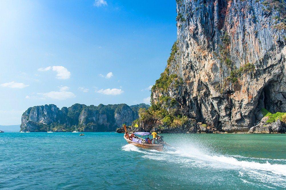 ferie krabi thailand