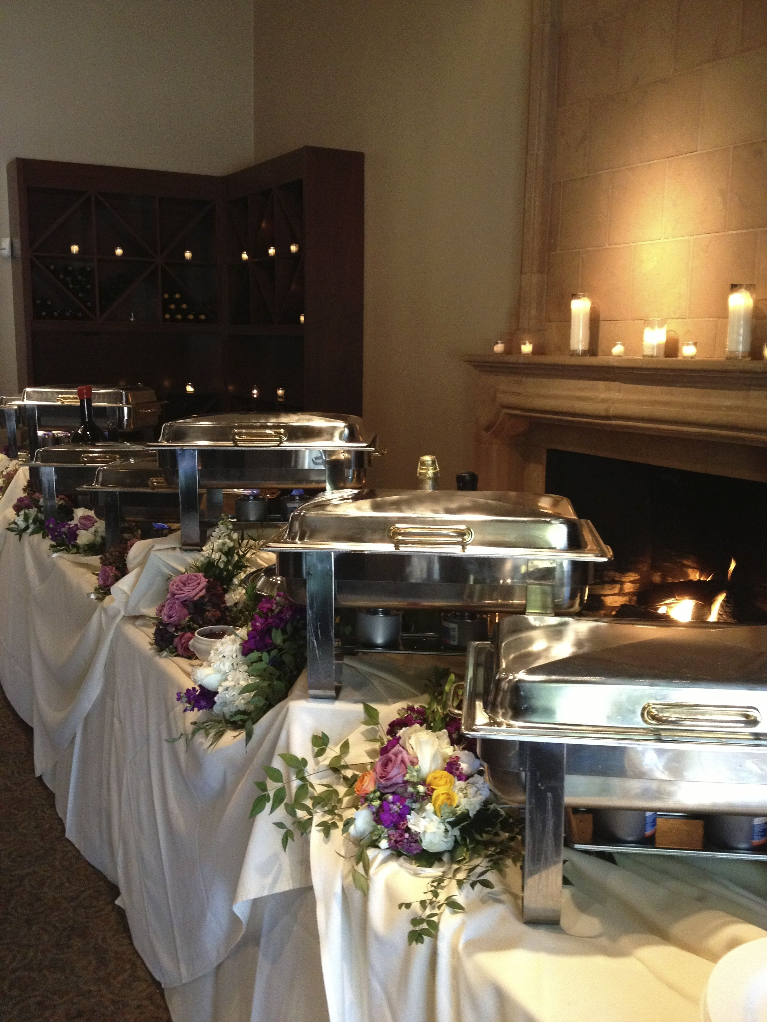 Catering companies in utah why choosing rockwell catering for Ensemble table buffet