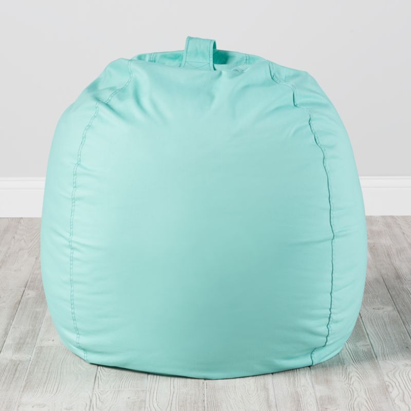 Super Large Light Green Bean Bag Chair Cover Reviews Crate And Pabps2019 Chair Design Images Pabps2019Com