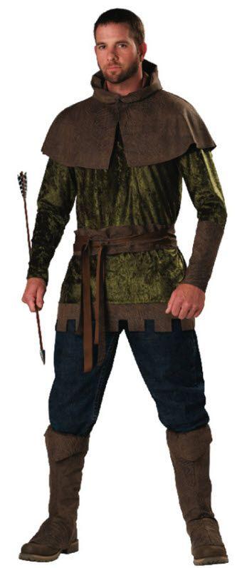 d954b4876d9 Men's Robin Hood Costume IC5006 | Halloween | Medieval costume ...