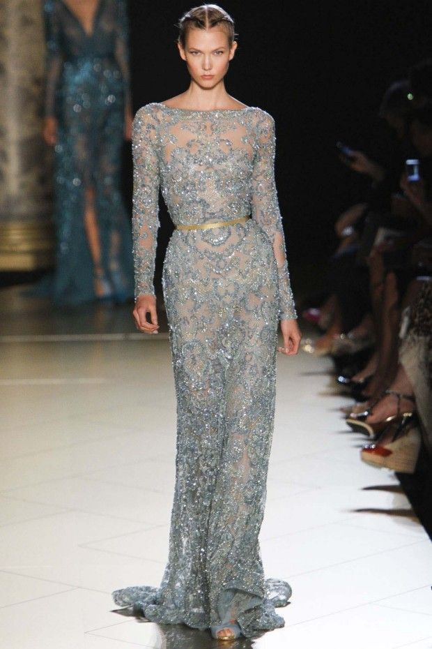 Ellie Saab // this would be a gorgeous wedding gown!