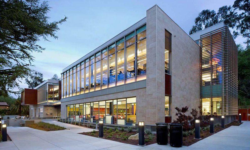 Los Gatos Library (con imágenes) Arquitectura