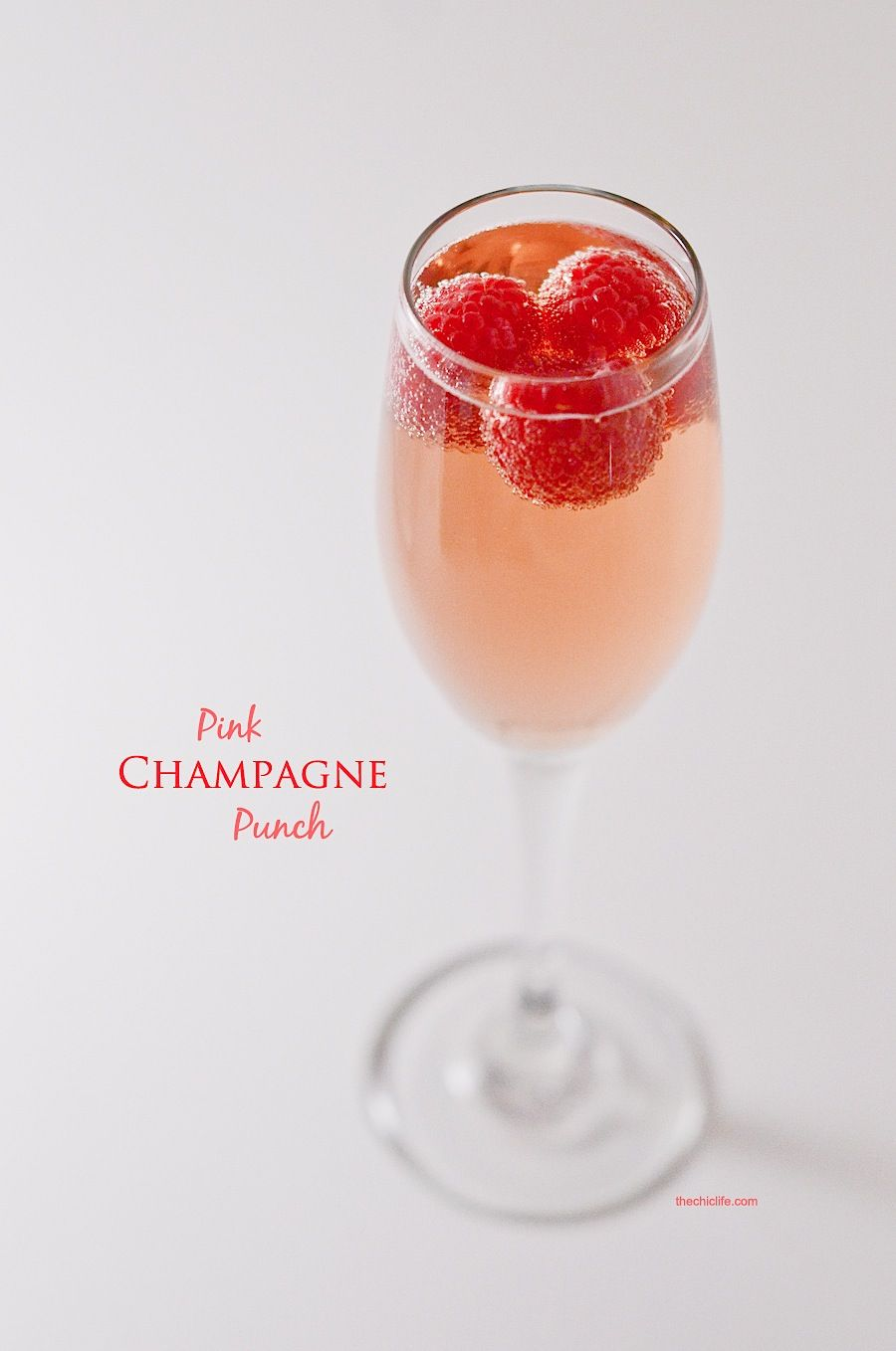 pink champagne punch recipe bachelorette party morning after for spa day