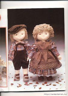Mimin Dolls: poupées as bonecas francesas