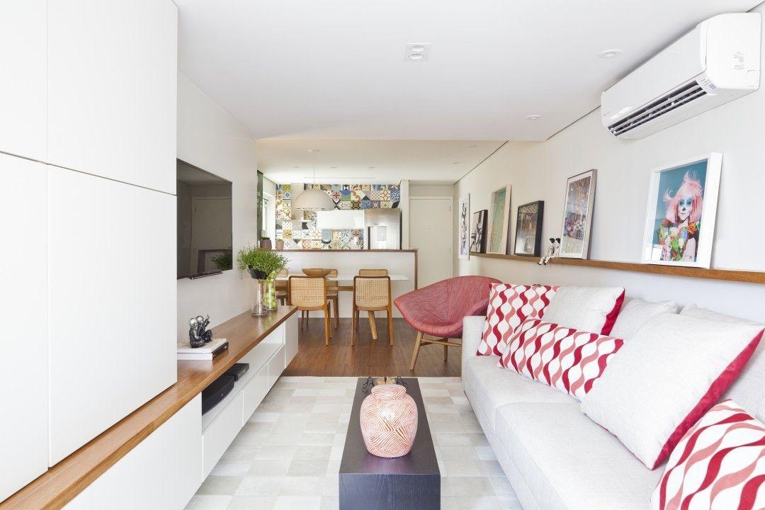 #olhomágicocj #conradoceravolo O desafio era criar dois apartamentos com…