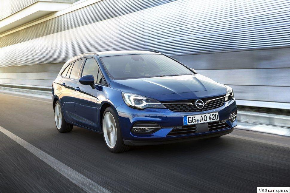 Opel Astra Astra K Sports Tourer Facelift 2019 1 5d 122 Hp Diesel 2019 Astra K Sports Tourer Facelift 20 Opel Cars Usa City Car