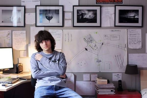Diciannovenne inventa spazzino dei mari  - Natura - Ambiente&Energia