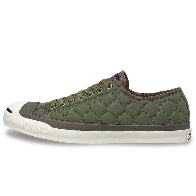 Converse - Jack Purcell Quilted Sneakers   104.00 from Converse Japan
