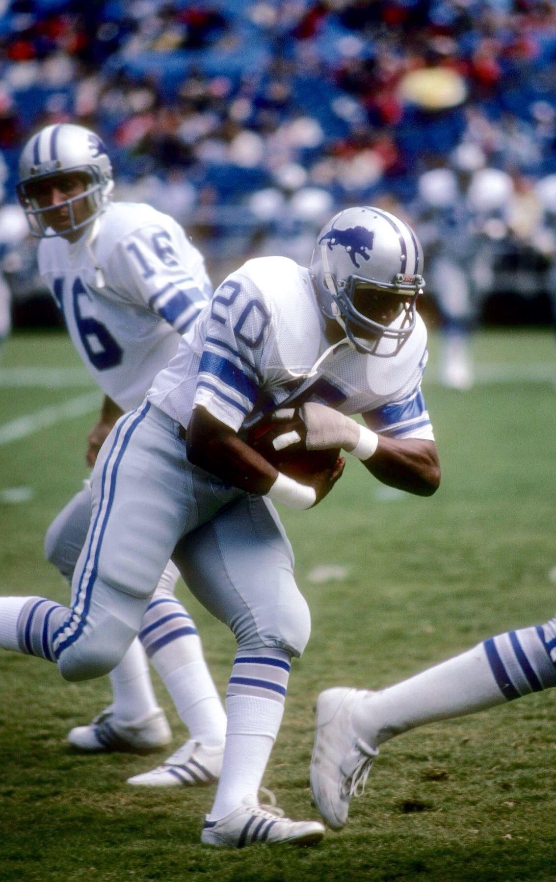 Billy Sims | Nfl detroit lions, Lions football, Nfl ...