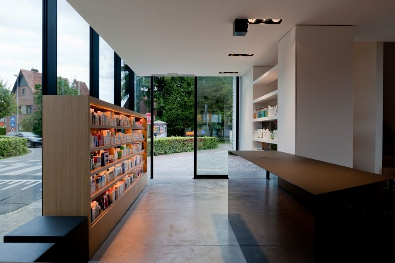 pharmacy M | sint-martens-latem - Projects - CAAN Architecten / Gent ...
