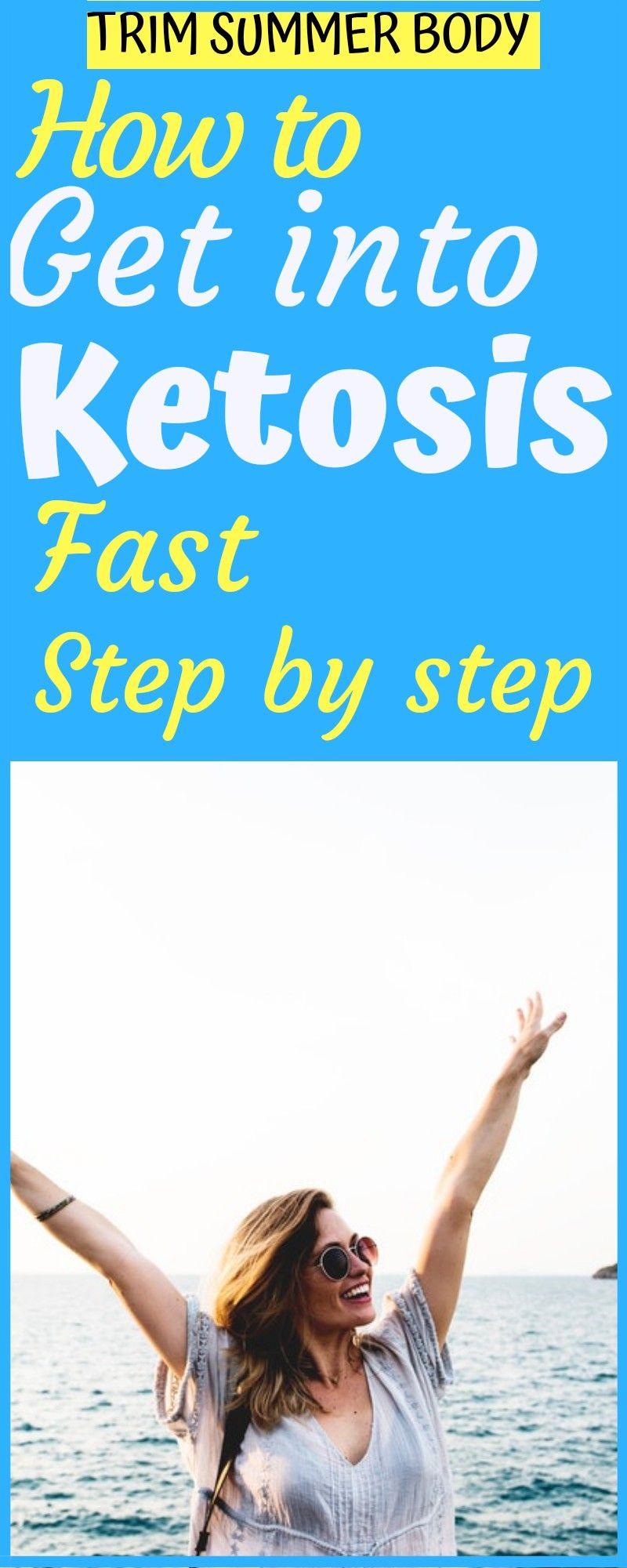 how to get into ketosis, how to get into ketosis fast