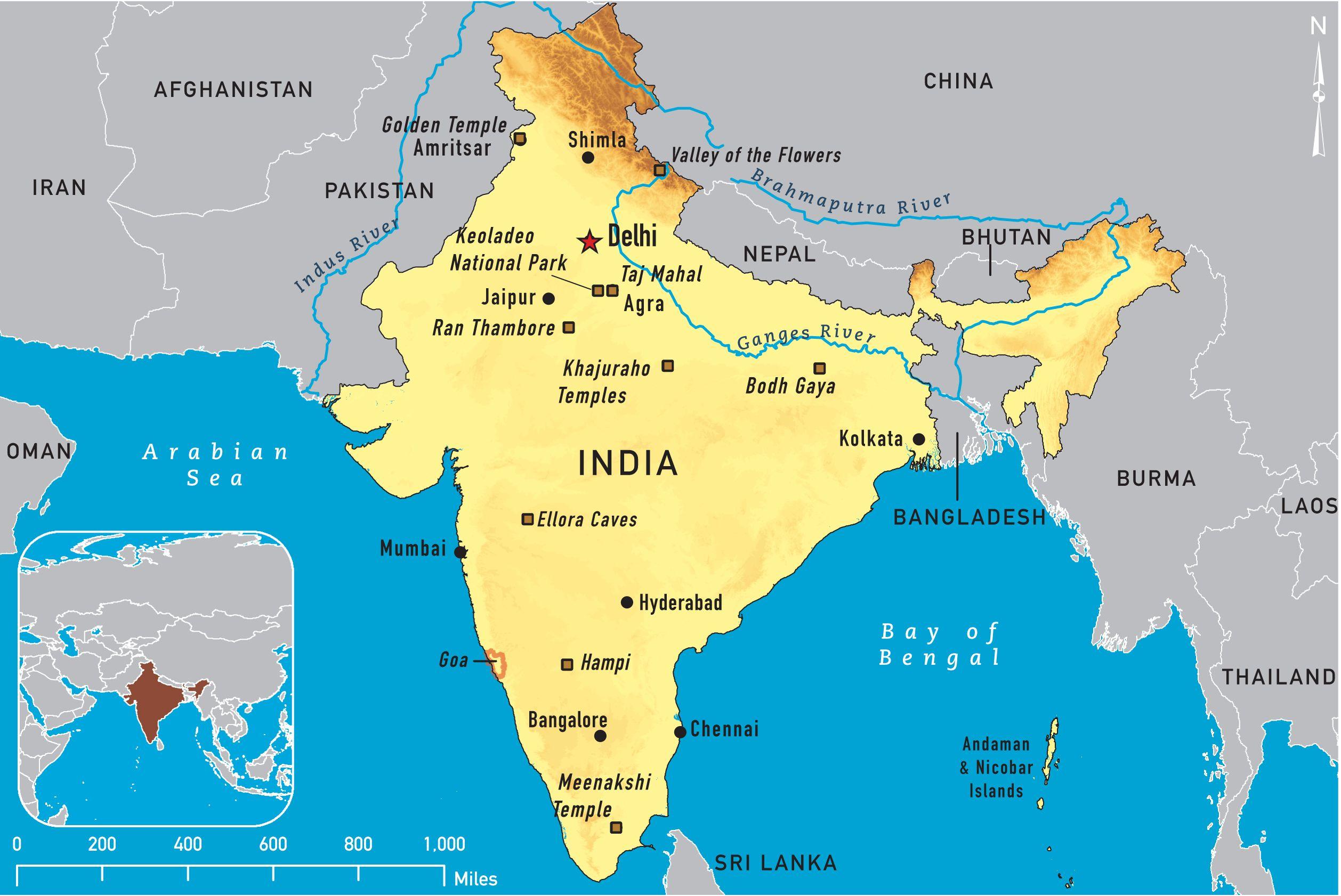 Ganges River On Map My Blog Best Of World Besttabletfor Me