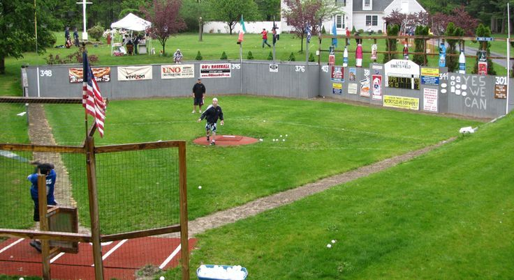 Wiffle Ball   Google Search Backyard House, Backyard Playground, Backyard  Baseball, Backyard Sports
