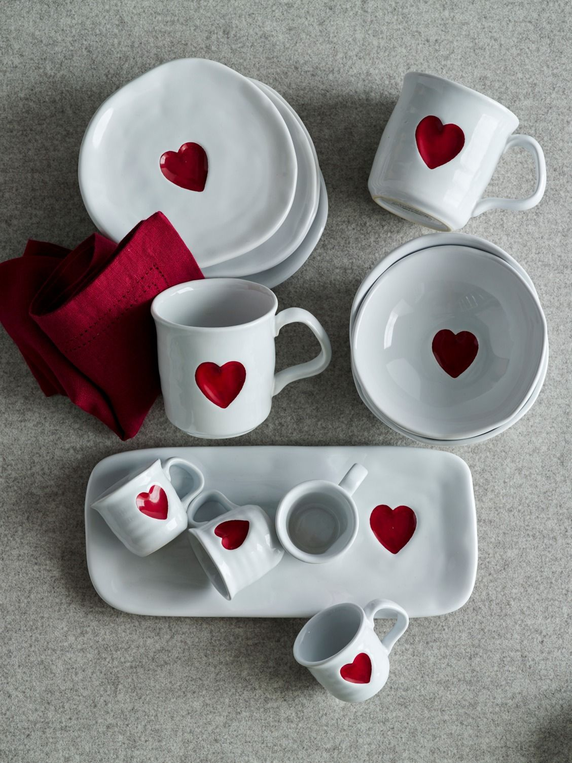 House & Valentineu0027s Day Dinnerware Collection | Williams Sonoma ...